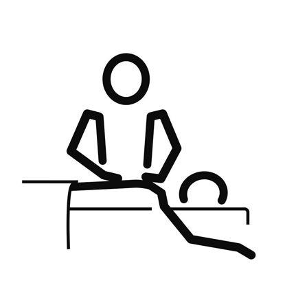Bild von Massage halbe Stunde