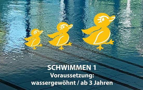 Bild von Ferien-Schwimmkurs Schwimmen 1