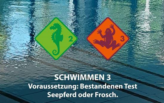 Bild von Ferien-Schwimmkurs Schwimmen 3